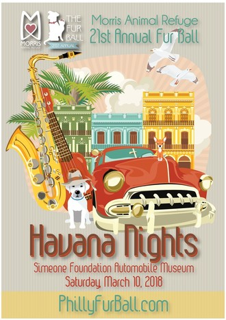 21st Annual Fur Ball - Havana Nights
